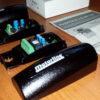Motorline MF101 juego fotocelulas