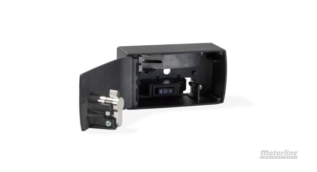 Motorline CSV200 Caja desbloqueo motor persiana