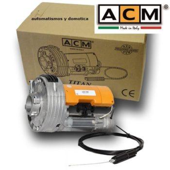 ACM Titan 170K Motor para puerta enrollable