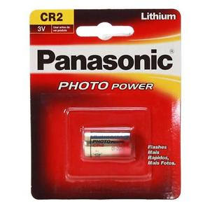 Batería pila litio Panasonic CR2 3V 2023