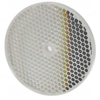 Espejo circular fotocelula polarizada