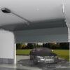 Motorline Rosso Evo 120 kit puerta seccional