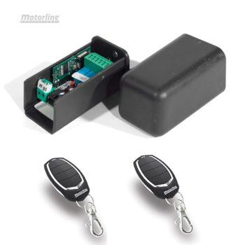 Receptor universal Motorline MR5+ 2 Mandos Motorline FALK