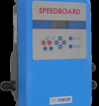 Variador de frecuencia Speedboard 1309TT
