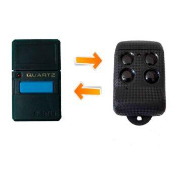 CLEMSA TX1 CUARZO 30.035MHZ Mando garaje compatible
