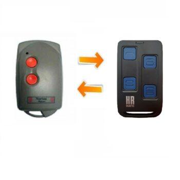 NORTON NOR20 mando garaje compatible